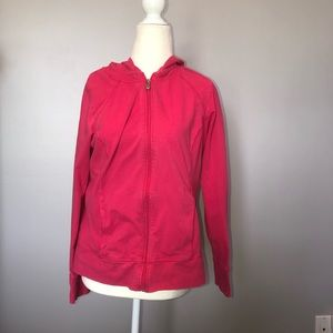Danskin zip up hoodie.  Like new